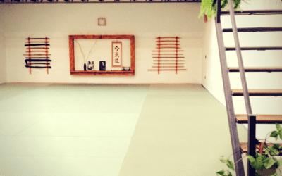 """""""Souji"""" La limpieza del tatami"""